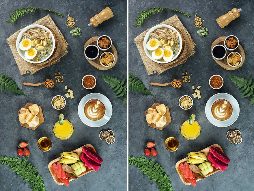 Food (11 Differences)
