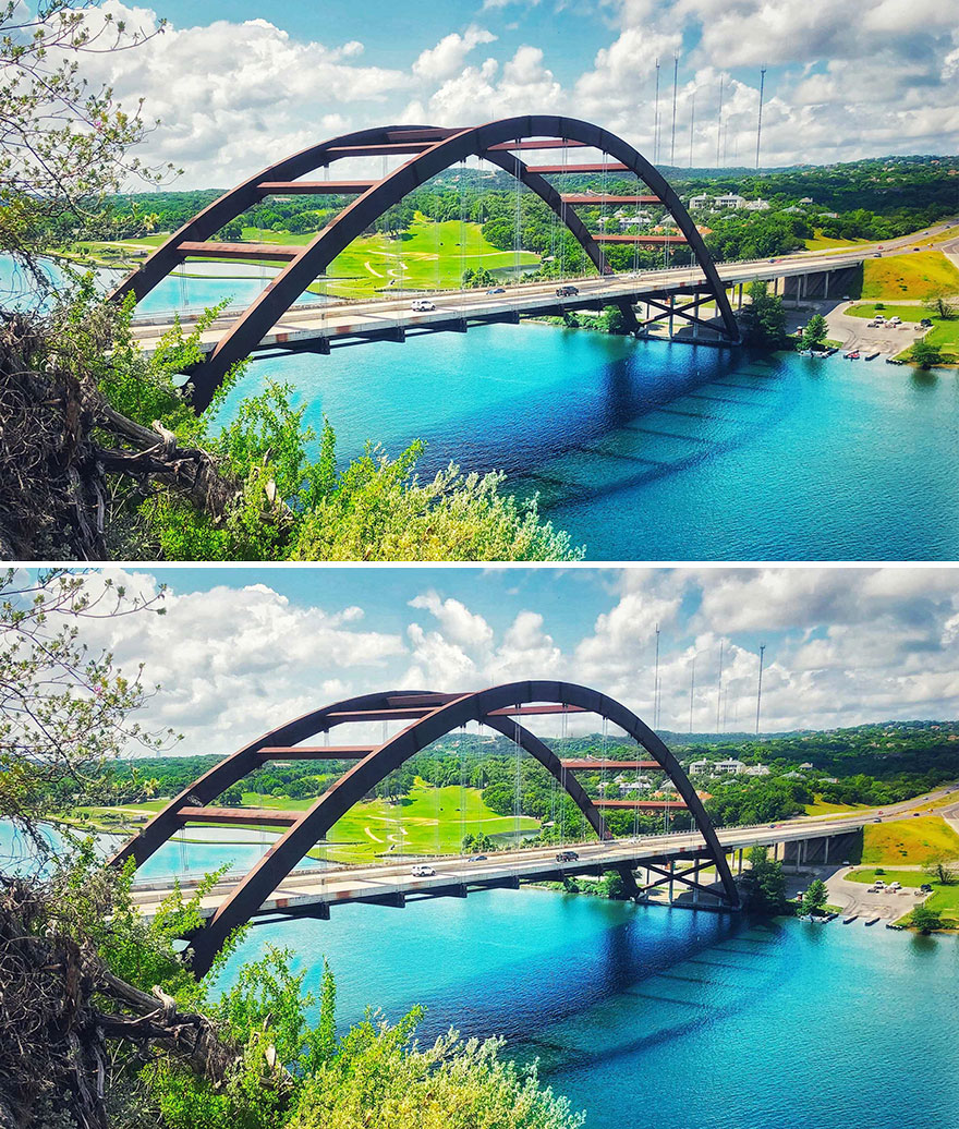 Arch Bridge (11 Differences)