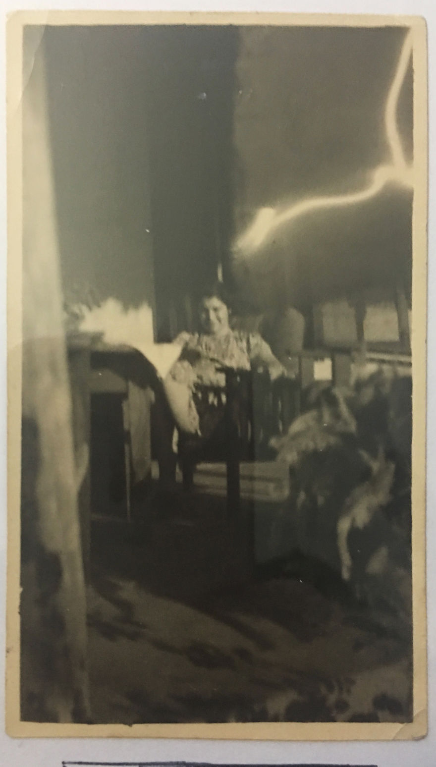 Vernacular Photo By Unknown Person From The 1930s