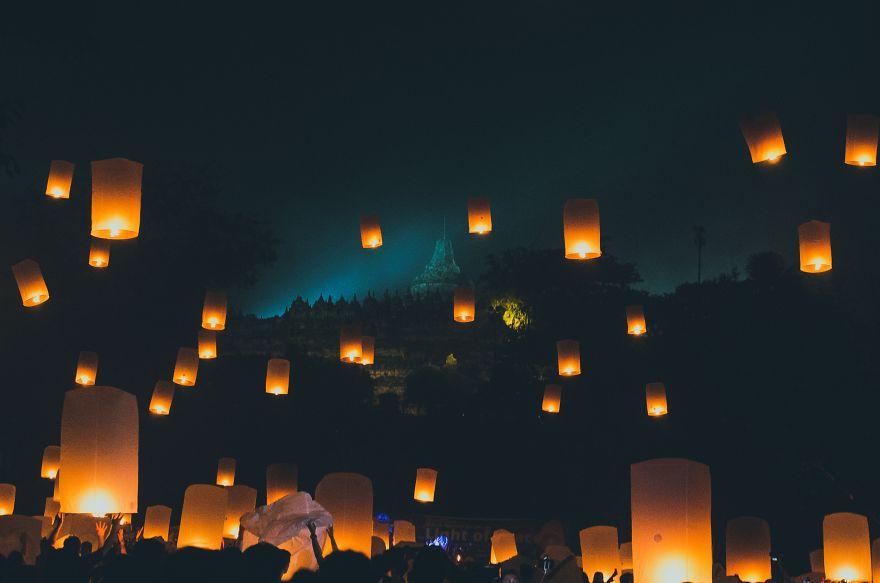 Lanterns Of Peace