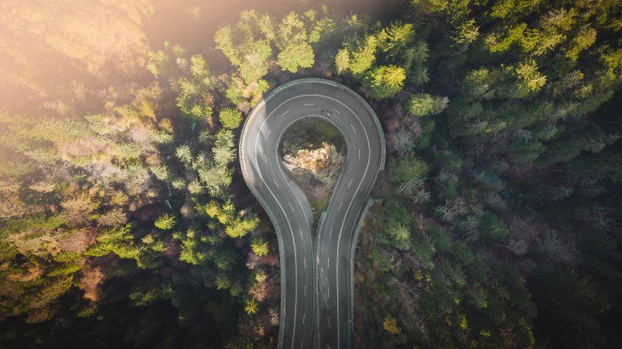 Roadtrippin Through The Winding Roads