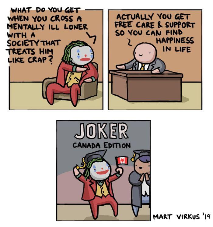 Joker – Canada Edition