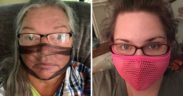 """How Are Americans This Embarrassing"": 30 People Loving ""Breathable"" Face Masks On Etsy That Offer No Protection From Covid-19"