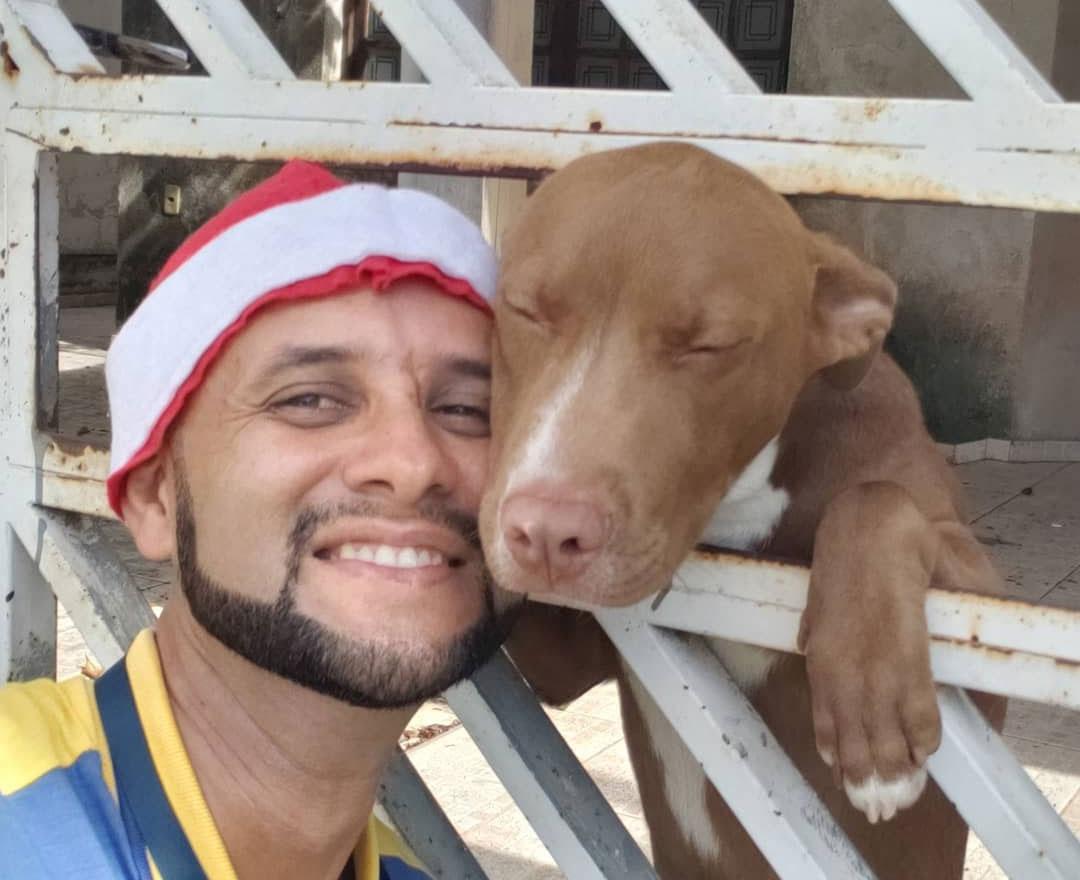 Este cartero se hace selfies con todos los animales que conoce mientras trabaja (30 fotos)