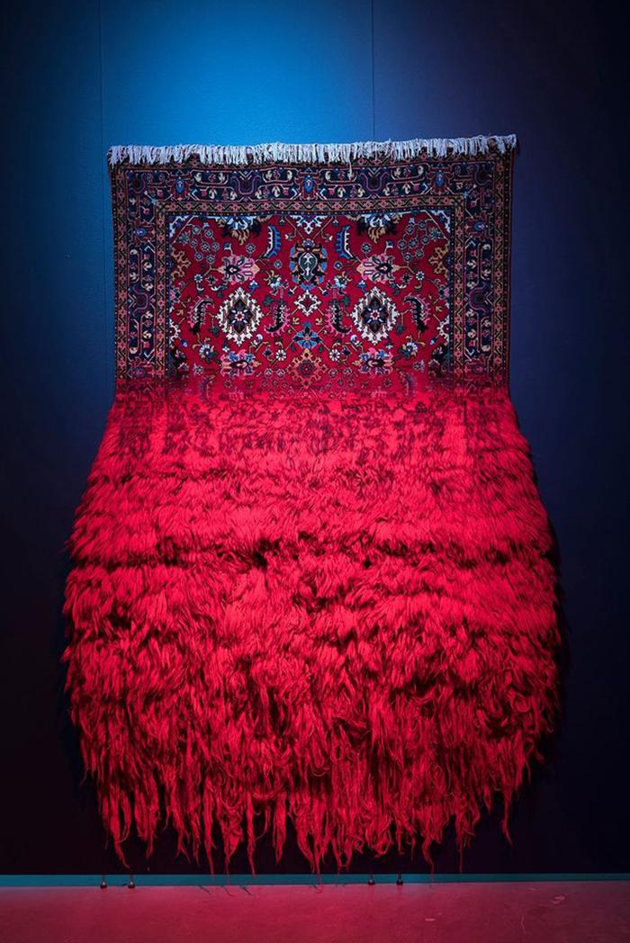 Art-Glitch-Carpets-Faig-Ahmed-Azerbaycan