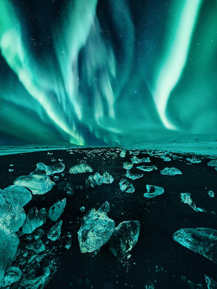 Shortlist - 'Iceland' By Kristina Makeeva