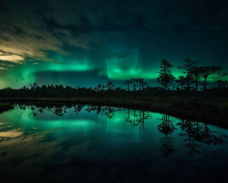 Shortlist - 'Dance Over The Swamp' By Kamil Nureev