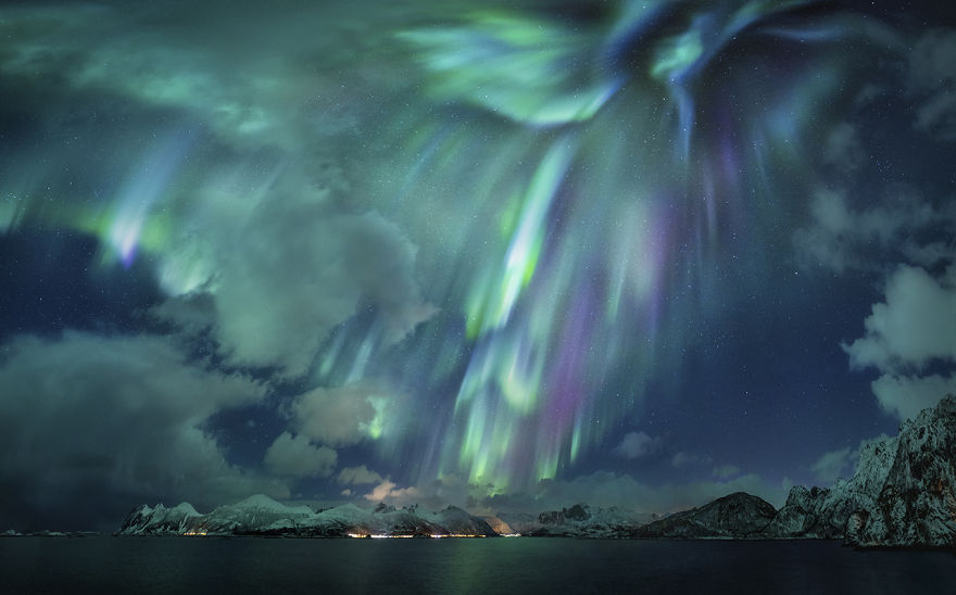 Aurorae Winner - 'The Green Lady' By Nicholas Roemmelt