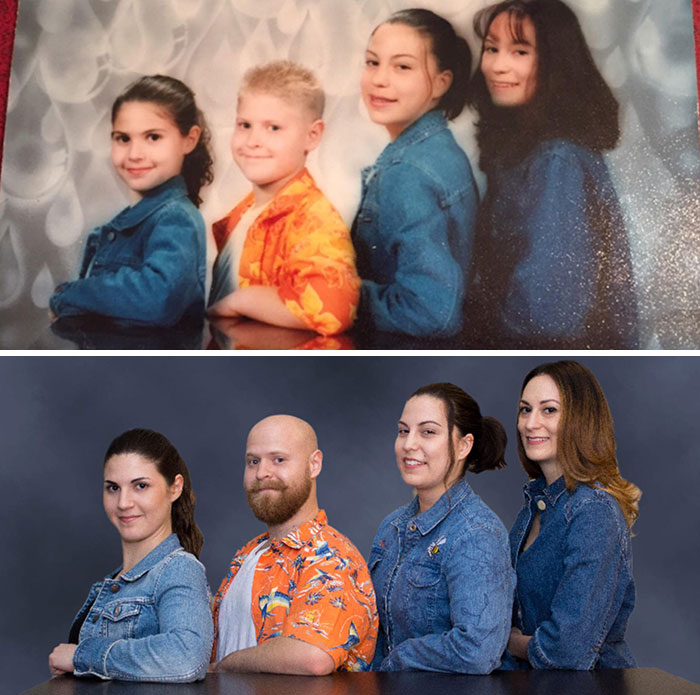 15 Years Later And We Still Have That Mall Photo Shoot Swagger