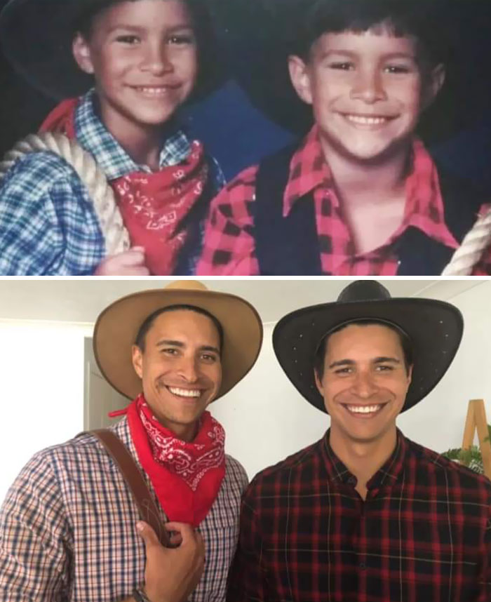 Me And My Twin Bro Made It To 30