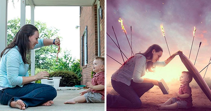 Photographer Shows How He Edits Ordinary Pics To Make Them Look Magical With 12 Before And After Examples