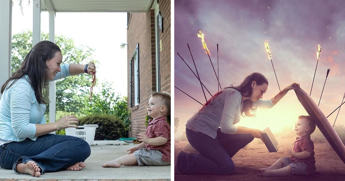 Photographer Shows How He Edits Ordinary Pics To Make Them Look Magical With 12 Examples