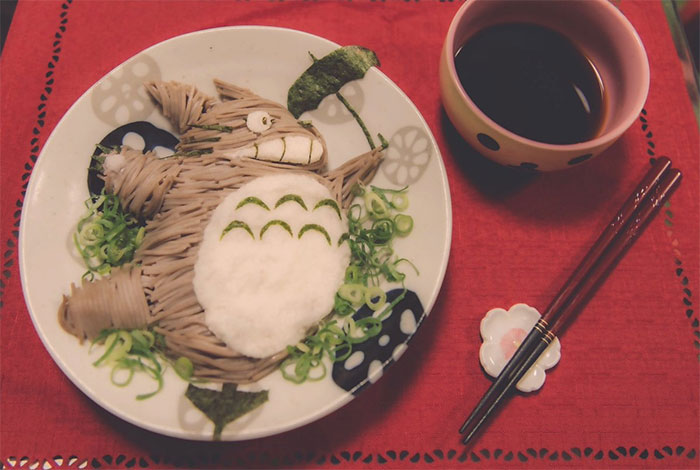 This Japanese Artist Creates Food Art And Here Are 11 Of The Best Pieces