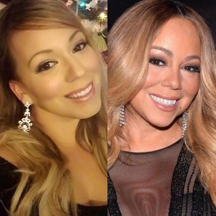 Look-Alike And Mariah Carey