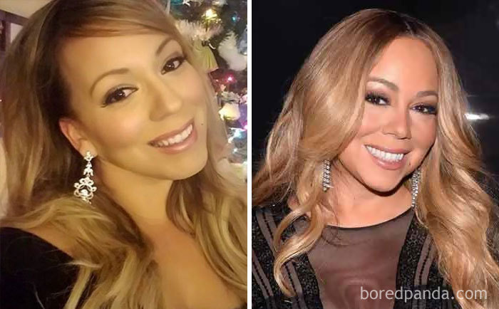 Look-Alike And Mariah Carey