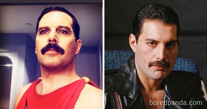 Look-Alike And Freddie Mercury
