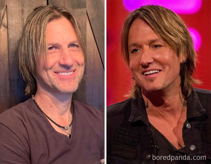 Look-Alike And Keith Urban