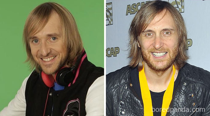 Look-Alike And David Guetta