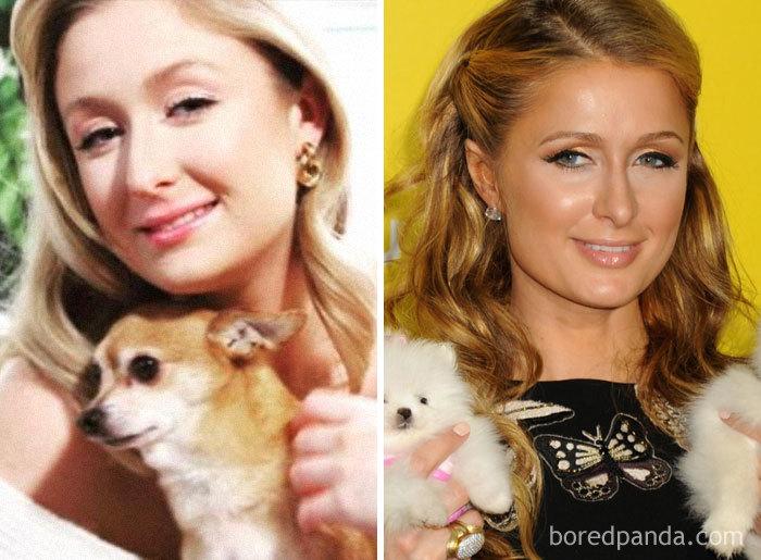 Look-Alike And Paris Hilton