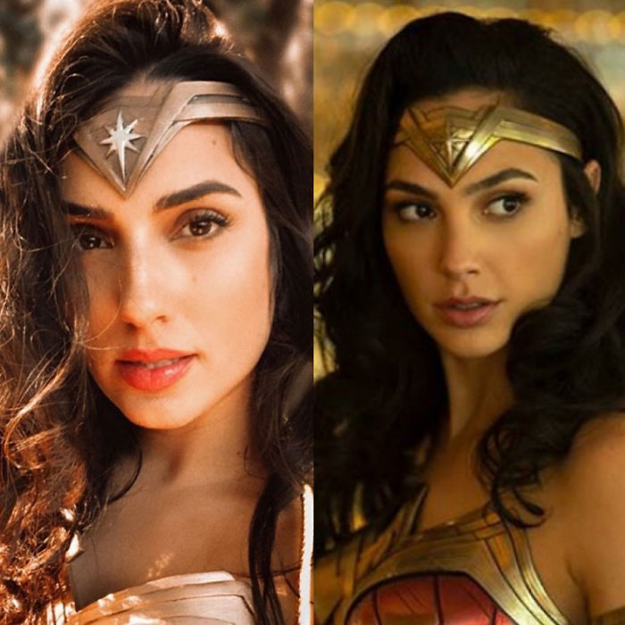 Look-Alike And Gal Gadot