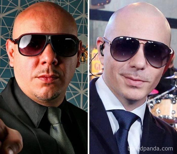 Look-Alike And Pitbull