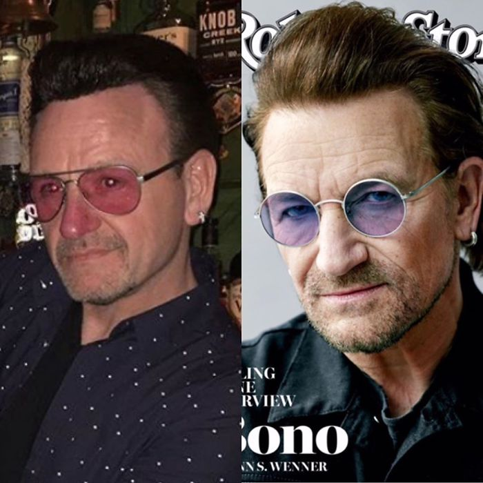 Look-Alike And Bono