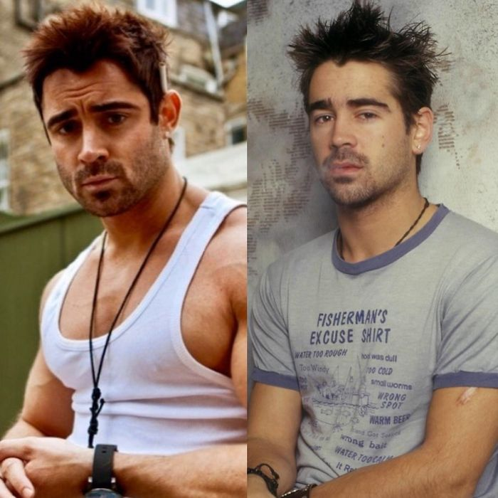 Look-Alike And Colin Farrell