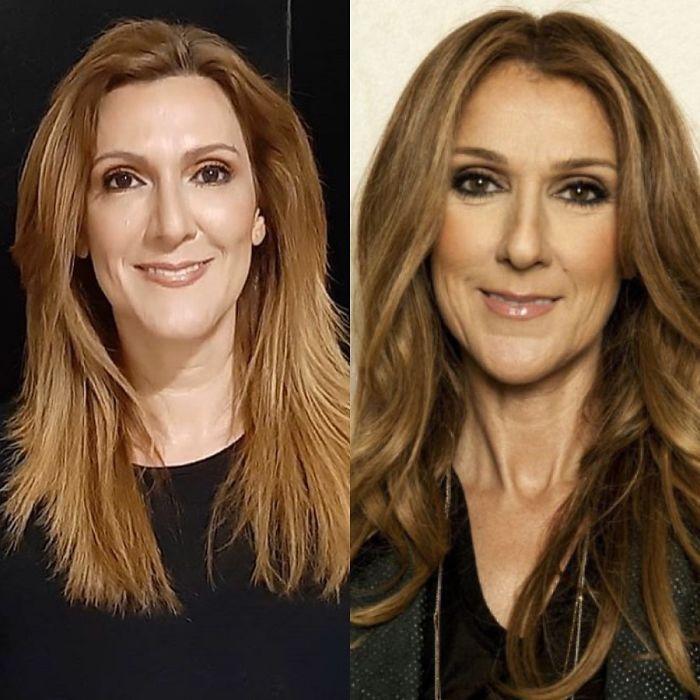 Look-Alike And Céline Dion
