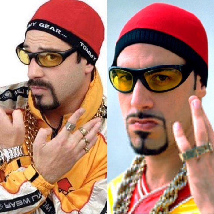 Look-Alike And Ali G