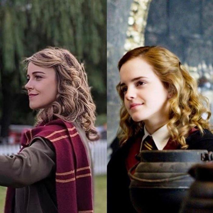 Look-Alike And Emma Watson