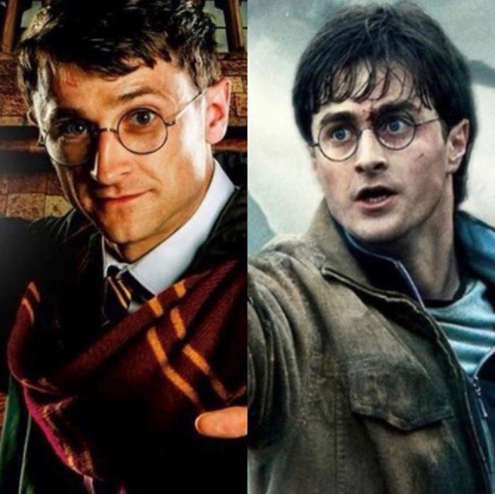 Look-Alike And Daniel Radcliffe