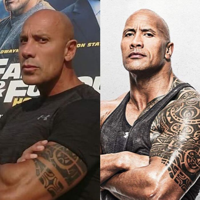 Look-Alike And The Rock