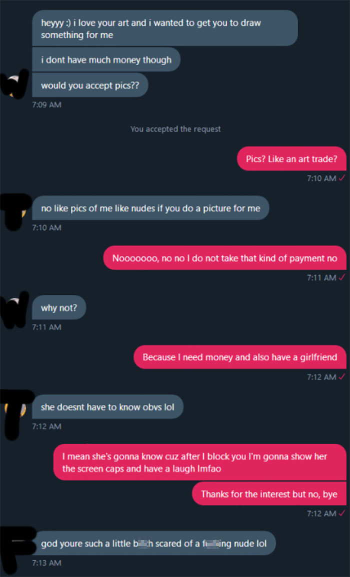 A Brief But Insightful 4 Minute Conversation