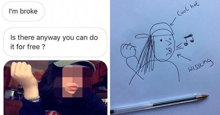 30 Infuriating 'Choosing Beggars' Who Think They Deserve Special Treatment From Artists