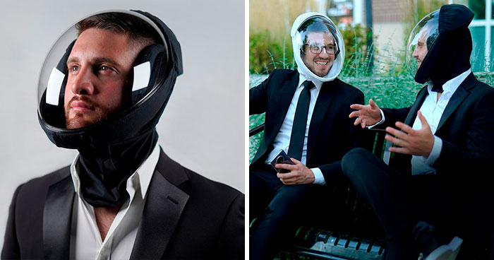 Someone Designed This Bizarre $199 Coronavirus Protection Helmet And People Are Confused
