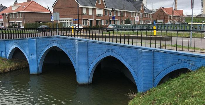 #I ponti raffigurati sulle banconote sono stati portati in vita