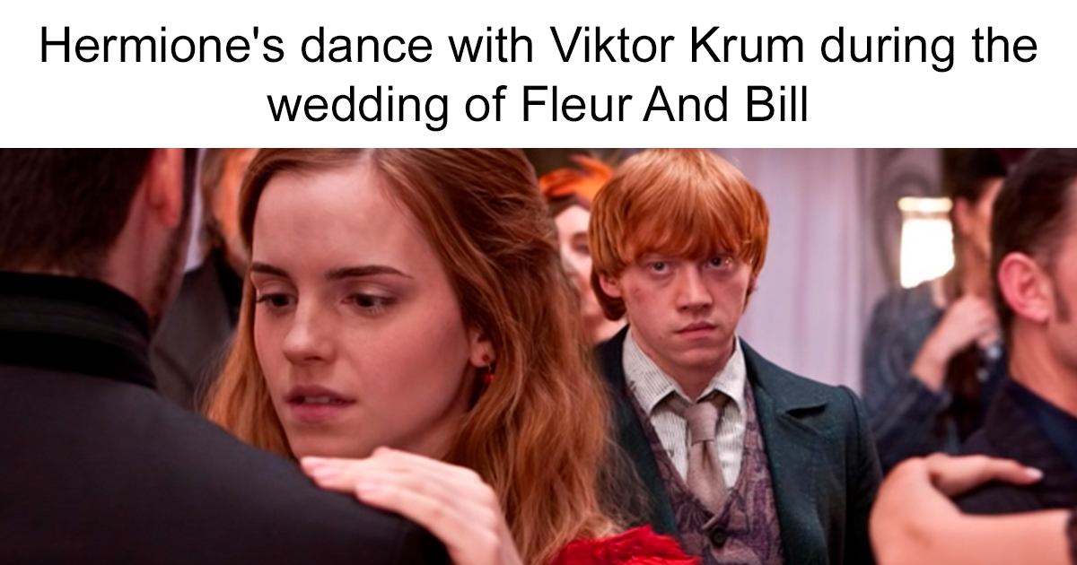 34 Deleted Harry Potter Scenes That People Wish Had Stayed - bored panda