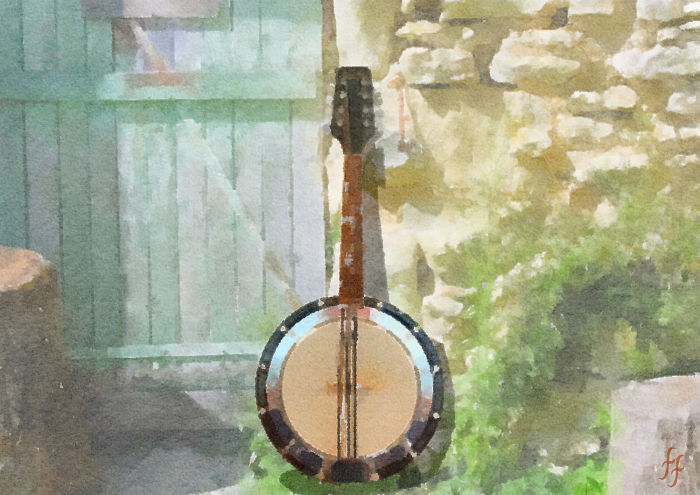 I Snapped My Father's Banjo String