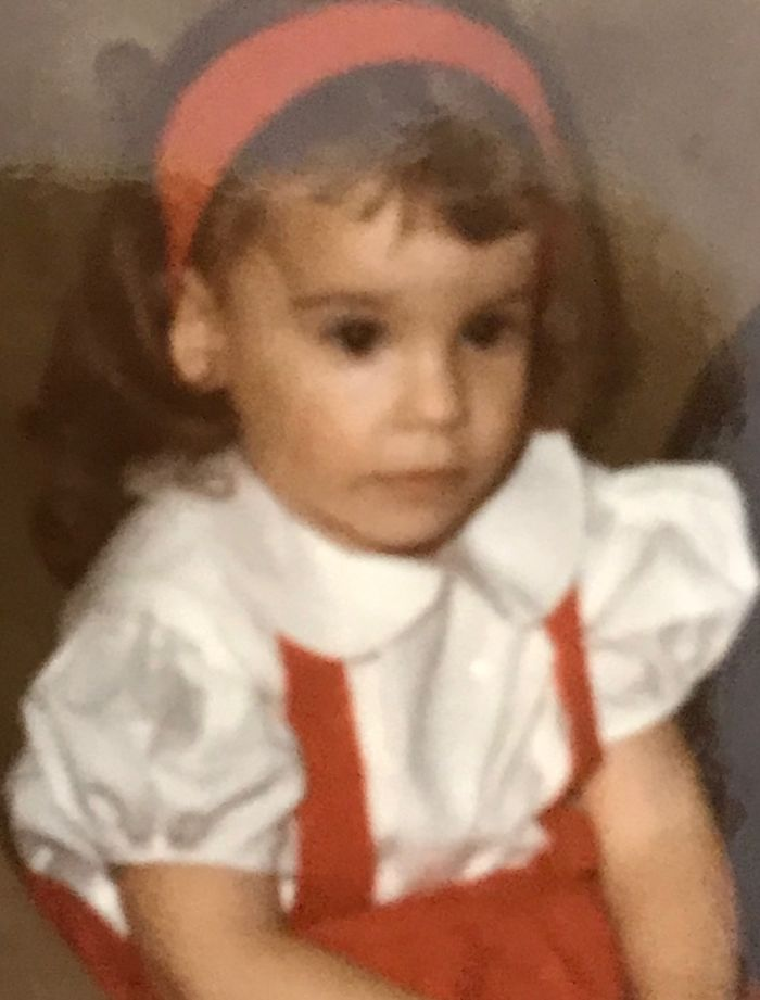I'm Two Years Old. Don't Have Many Childhood Pics.