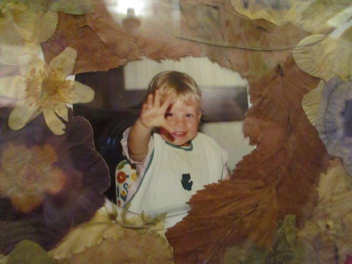 Little Me...looks A Little Bit Like A Boy, Lol