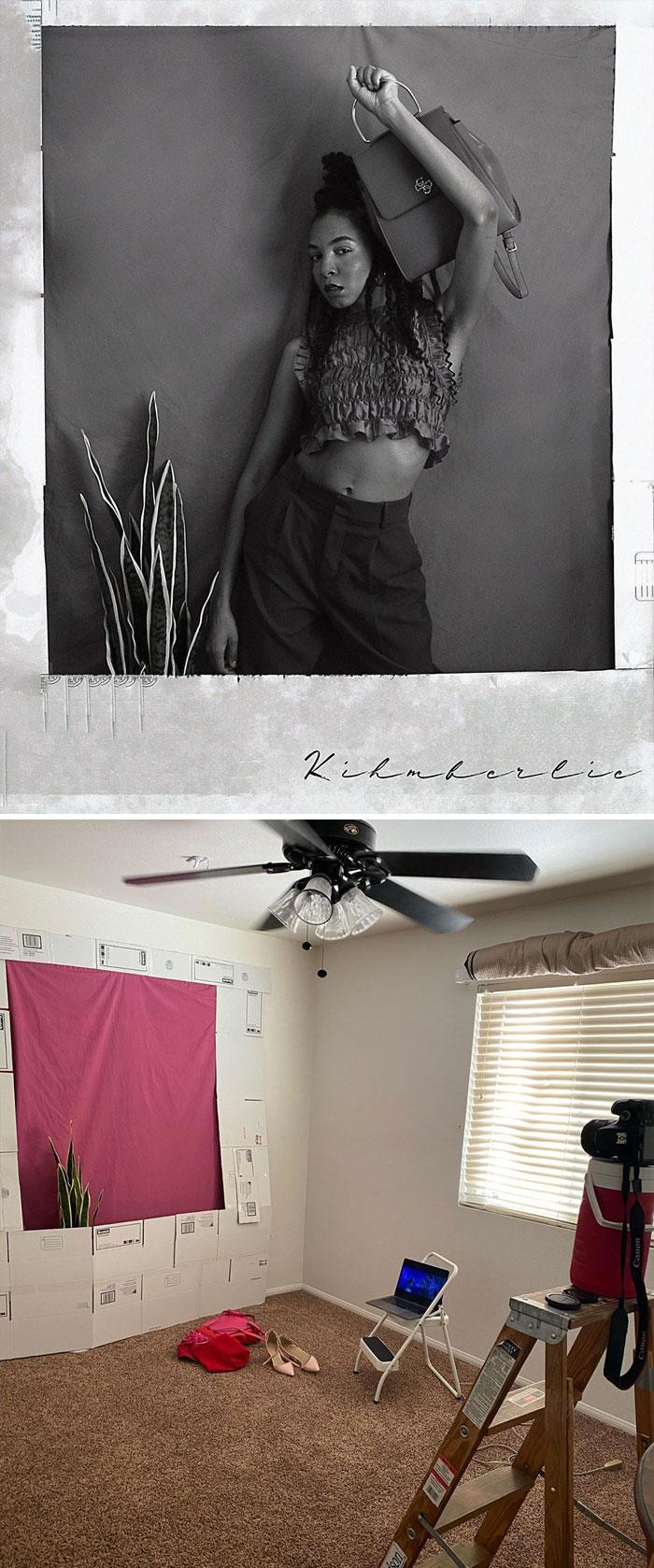 Kamera Arkası Kihmberlie