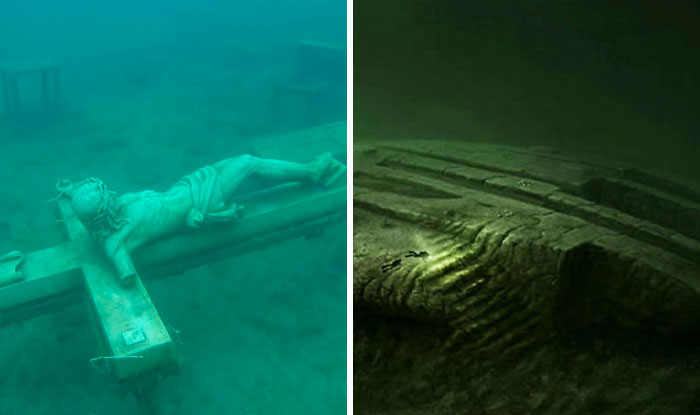 These Are 14 Creepy Things Discovered Lying At The Bottom Of Various Lakes