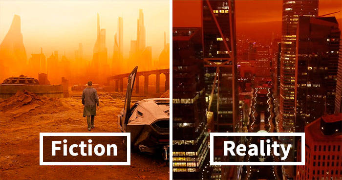 Drone Footage Of San Francisco Engulfed In Wildfire Set To The 'Blade Runner 2049' Soundtrack Goes Viral