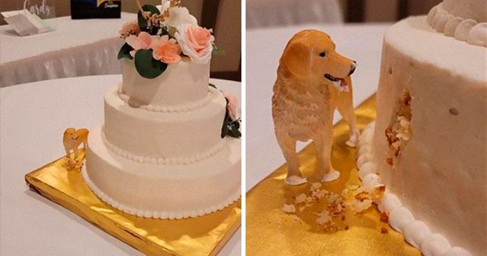45 Tartas de bodas muy creativas publicadas en internet