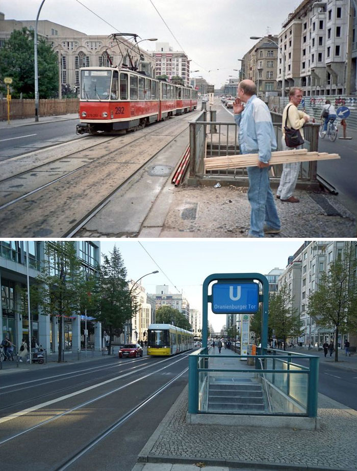 The Trams They Are Changing ( 1990 / 2018 )