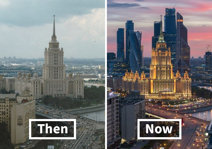 People Are Sharing 'Then And Now' Pics On This Page To Show How Time Changes Things (30 Pics)