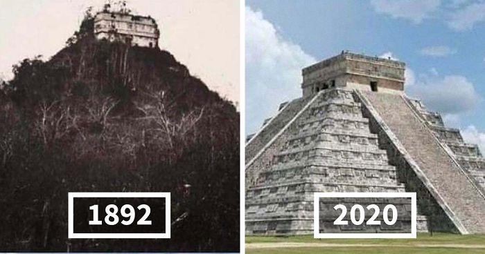 """En esta página, la gente comparte fotos de """"antes y ahora"""" para mostrar cómo cambian las cosas con el tiempo (30 imágenes)"""