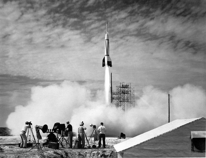 About A Rocket, 1936