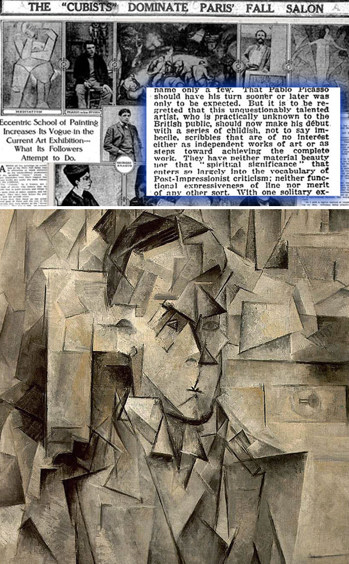 On Picasso And Cubism, 1911