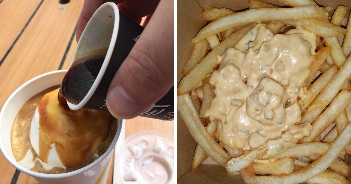 35 Creative 'McHacks' To Keep In Mind The Next Time You Go To McDonald's